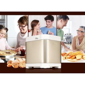 Donlim/东菱 DL-T06A面包机家用全自动多功能智能和面酸奶蛋糕机