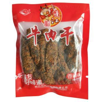 蓬江食品430g香辣牛肉干简装
