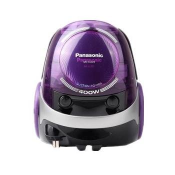 松下/Pannasonic 尘盒系列 高端家用吸尘器 MC-CL727 空气净负离子 吸嘴小型 强力静音
