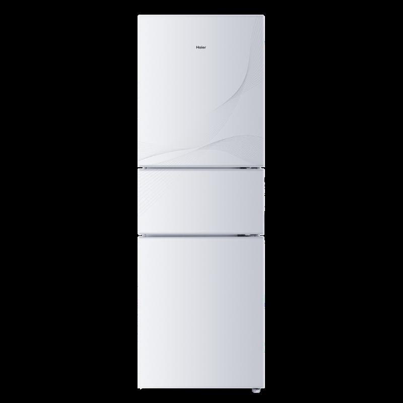 海尔三门冰箱bcd-215skca