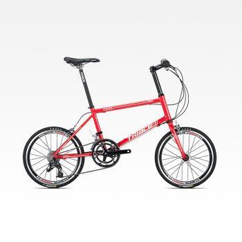 TRIACE 骓驰 自行车 9速可快拆 铝合金 小轮车 C220-2013