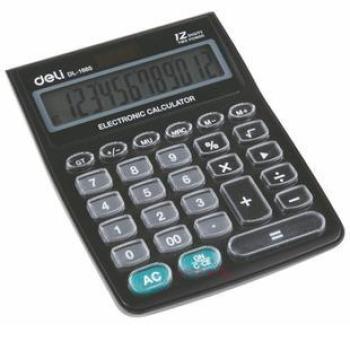 得力1665计算器