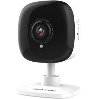 TP-LINK TL-IPC12C 200万1080P高清家用红外夜视远程监控摄像头无线网络摄像机