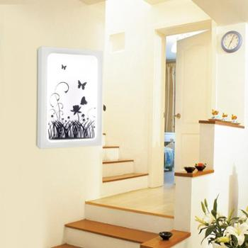 首度家居 现代简约床头灯壁灯 卧室 客厅装饰壁灯 会议室墙壁灯灯火阑珊壁灯BD0900