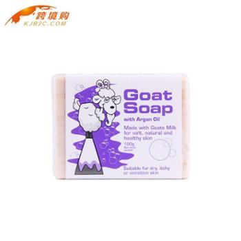 Goat Soap摩纳哥果油香味羊奶手工洁面皂 改善缓解皮炎皮肤保湿 澳洲原装进口100g