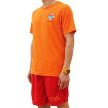 VICI救生衣短袖救生员工作服游泳池馆沙滩专业救生服短袖套装