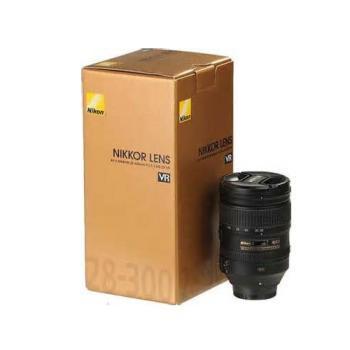 Nikon/尼康AF-S尼克尔28-300mmf/3.5-5.6GEDVR变焦远摄镜头打鸟体育野外拍摄风光
