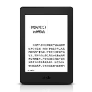 Kindle 第7代Kindle Paperwhite3 电子书阅读器