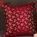 吉祥牌云锦 红龙纹 靠枕 靠垫 结婚用品 婚庆送礼 工艺品 家居饰品