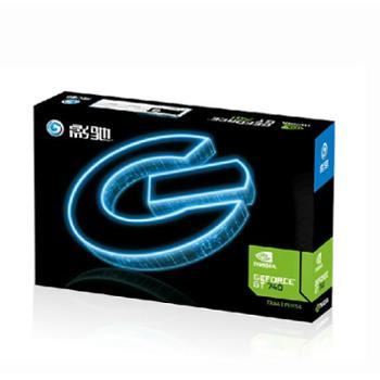 影驰GT740 黑将版1GD5显卡 主流游戏显卡 替代gxt650虎将