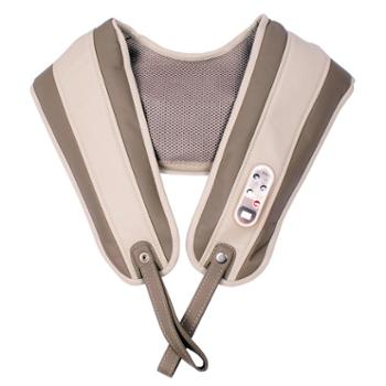 狮傲康 SAK-506颈肩按摩器披肩 颈肩乐按摩捶打敲击按摩器 颈/肩/腰背按摩垫 按摩枕师