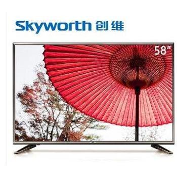 创维(Skyworth)58E600058英寸8核4K酷开智LED液晶电视内置WiFi