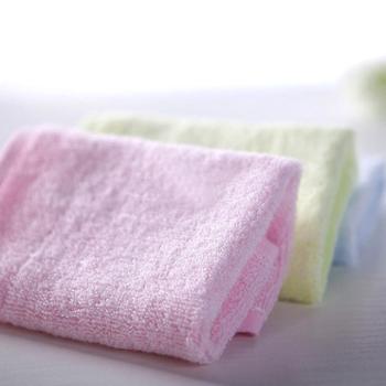 皇家之星竹纤维婴儿方巾儿童毛巾(6条装)S711-3