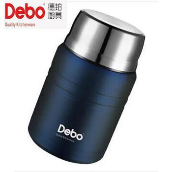 debo/德铂 不锈钢闷焖烧壶保温杯可煮粥汤壶便当盒500ml 米罗DEP-280