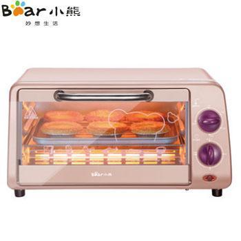 小熊 DKX-A09A1 家用电烤箱9L/800W