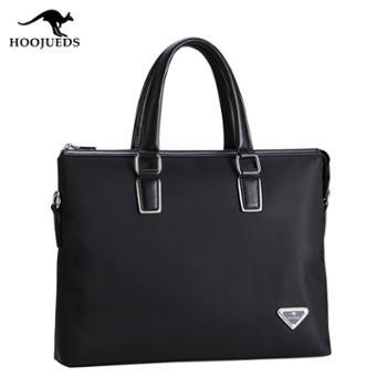 豪爵袋鼠 DS20946-3男士手提包商务休闲办公包