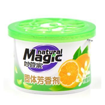 妙管家固体芳香剂(柠檬清香)6970032250305 120g