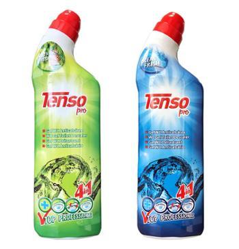 西班牙原装进口WC NET腾烁洁厕液二瓶装马桶清洁剂洁厕灵洁厕宝除臭1LX2