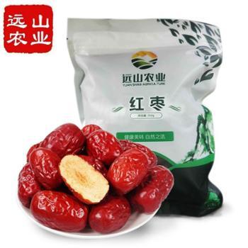 【宁波扶贫专享】远山农业阿克苏红枣250g*1袋