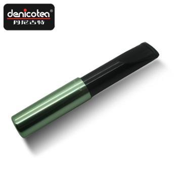 丹尼古特Denicotea德国原装进口过滤型短烟嘴金属亮光带自动抛弃装置20315
