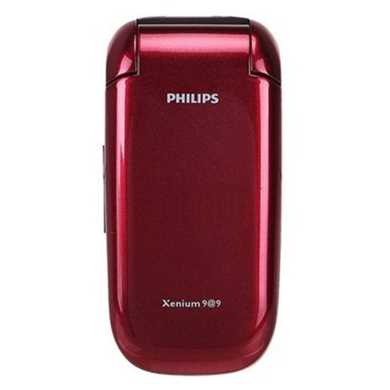 飞利浦 x216 gsm手机 双卡双待 翻盖高清图片