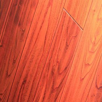 风格地板 实木地板 榆木(抗污面)