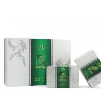 八马茶业 安溪铁观音 清香型 韵香666 250克 乌龙茶 商务礼盒