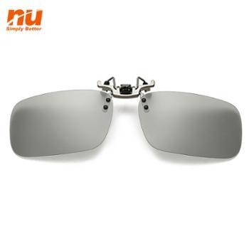 NU自动变色轻薄太阳眼镜夹镜