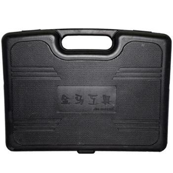 金马工具12件套家用工具组合套装组套工具箱JM-8012D