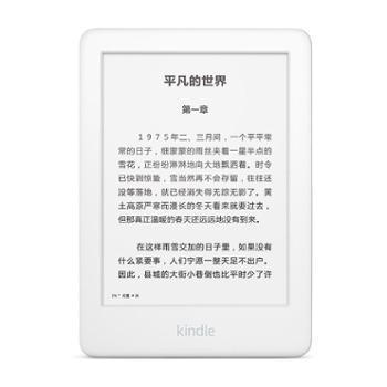Kindle电子书阅读器青春版白色4G