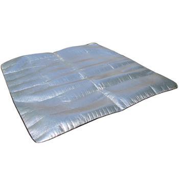 创悦 便携式两人帐篷专用铝膜防潮垫 CY-5822