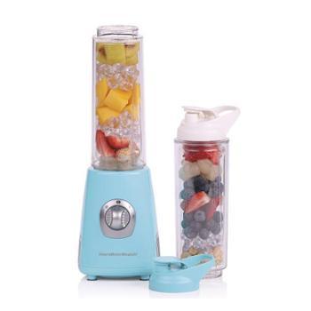 【劳防用品】汉美驰多功能保温保冷果汁机(双杯)51243-CN