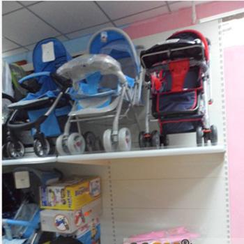 儿童店童车架铁质童床货架玩具货架经济适用美观超值