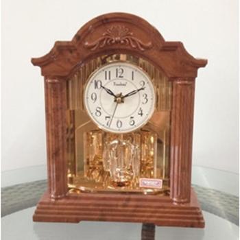 天利达 欧式 古典座钟 超静音 TLD-5524B