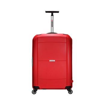 """威戈WENGER""""轻装""""系列旅行商务拉杆箱中号SAX220516100068魅力红"""