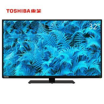 东芝32L15EBC32英寸高清LED液晶电视(黑色)