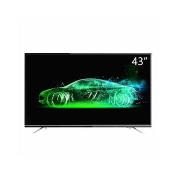 创维Skyworth43M943英寸HDR4K超高清智能互联网电视机黑色