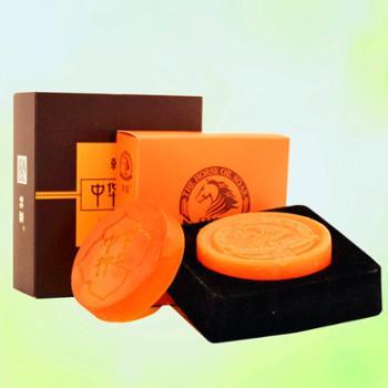 韩嘉马油皂+中华神皂组合 滋润补水清爽控油嫩肤 洁面沐浴通用 送起泡网