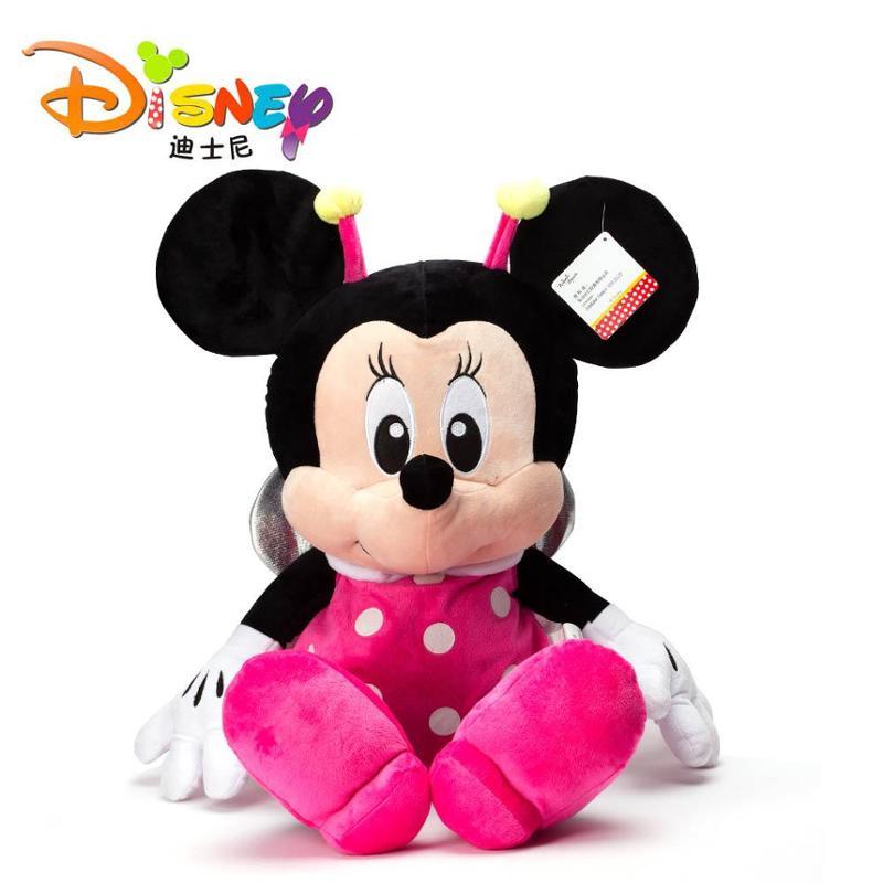 迪士尼3号大昆虫米奇创意毛绒大玩具可爱公仔玩偶布娃娃创意生日礼物