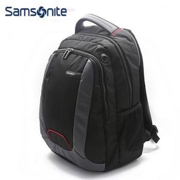 新秀丽Samsonite多隔层休闲双肩包电脑包