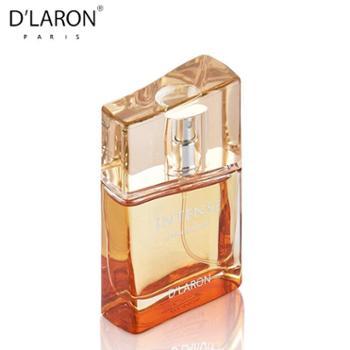迪拉瑞(D'LARON)欧洲进口女士香水淡香持久35ml