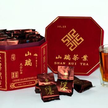 天台山山瑞红茶