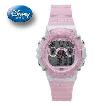 专柜正品正版迪士尼手表LCD-PS029米奇儿童30M防水运动休闲女孩男孩手表