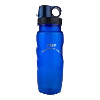 慕山MSF水杯子车载便携大容量750ML户外运动水壶进口塑料