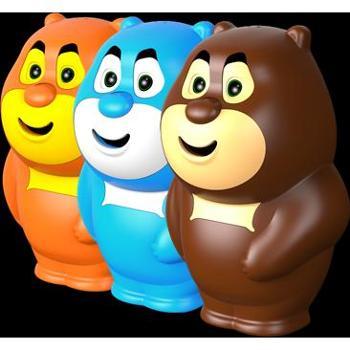 熊出没儿童早教手机 之小熊安全卫士
