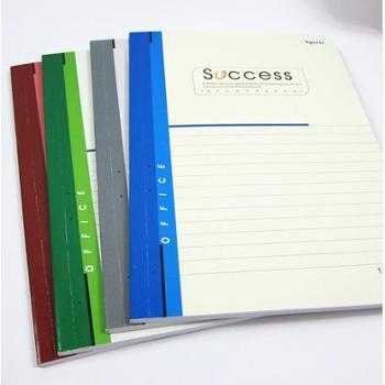 莱特N0824经典办公软抄本 52页A5笔记本 全新莱特 全新演绎 单件
