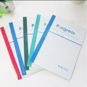 莱特821软面抄本记事本日记本笔记本速写本40型 每本