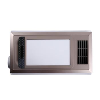 JOMOO九牧照明风暖浴霸取暖换气五合一取暖器 集成吊顶多功能款