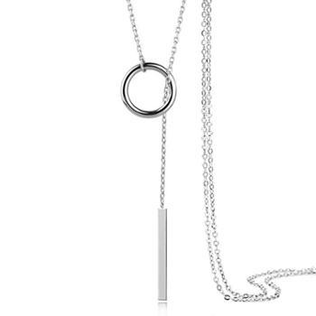 925银超长配链项链毛衣链时尚饰品百搭个性项链