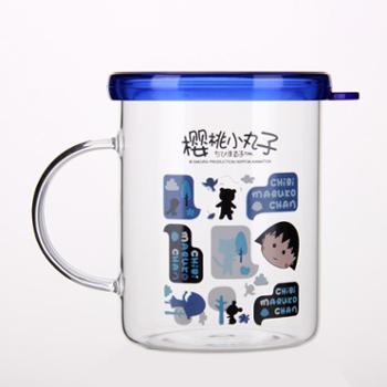 sohome樱桃小丸子乐彩独享杯350ml
